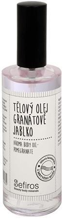 Sefiros Gránátalma tastápoló olaj (Aroma Body Oil) 125 ml