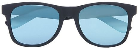 Vans Pánské sluneční brýle Spicoli Flat Shades Black/Light Blue VA36VIYP0