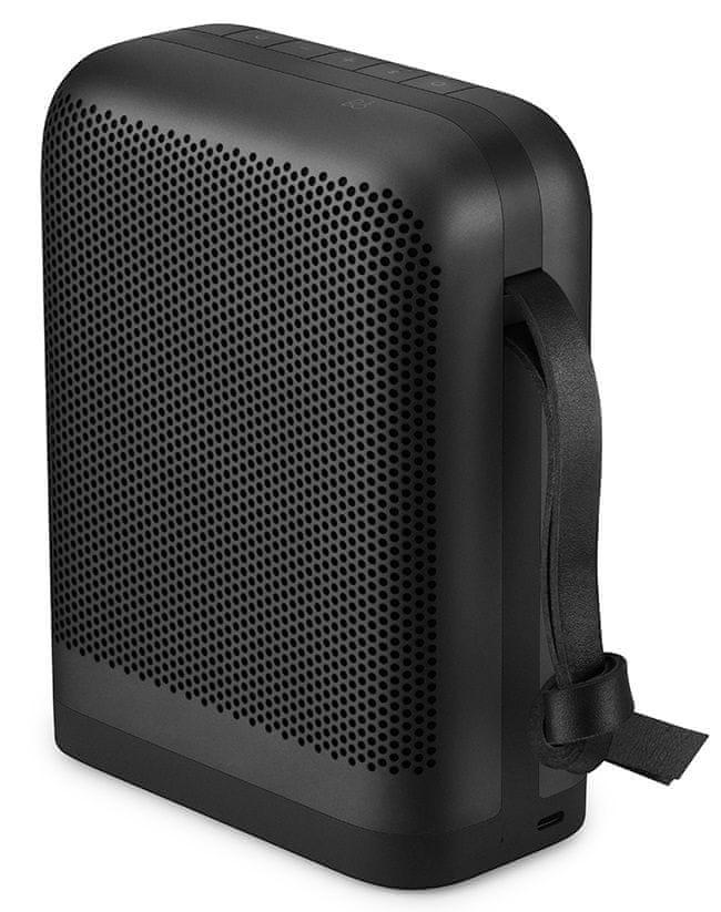 Bang & Olufsen Beoplay Speaker P6 přenosný reproduktor, černá