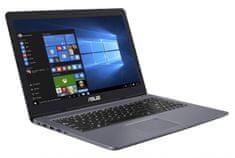 Asus prenosnik VivoBook Pro 15 N580GD-E4109T i7-8750H/8GB/SSD256GB+1TB/15,6FHD/GTX1050/W10H