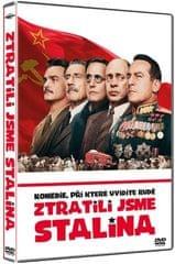 Ztratili jsme Stalina   - DVD