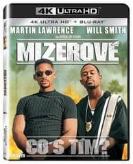 Mizerové (2 disky) - Blu-ray + 4K ULTRA HD
