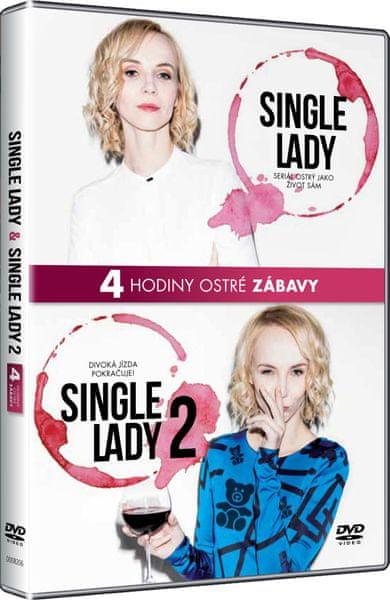 Single Lady 1+2 - DVD