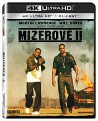 Mizerové II (2 disky) - Blu-ray + 4K ULTRA HD