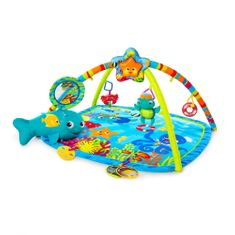 Baby Einstein Deka na hraní Baby Neptune Nautical Friends Play Gym