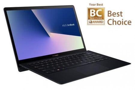 Asus prenosnik ZenBook S UX391UA-EA015R i7-8550U/16G/SSD512G/13,3UHD4K/W10P