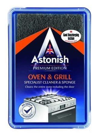 Astonish čistilna pasta za pečico in žar