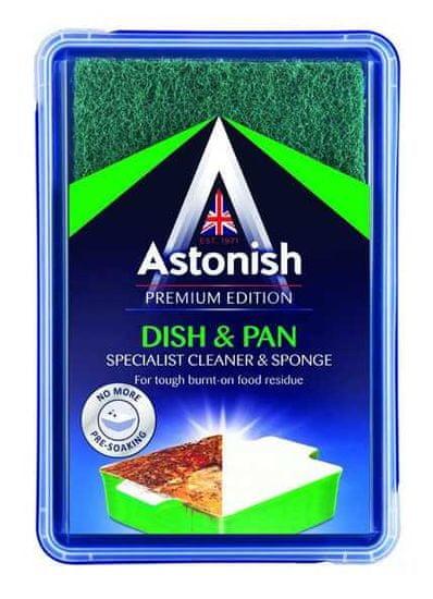Astonish čistilna pasta za posodo in ponve