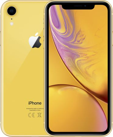 Apple iPhone Xr, 128GB, Žltý