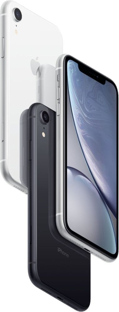 Apple iPhone Xr, 64GB, Žlutý