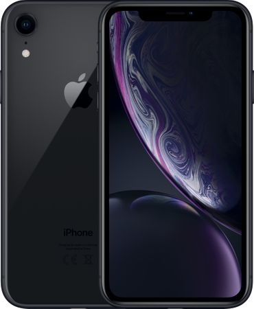 Apple iPhone Xr, 128GB, Čierny