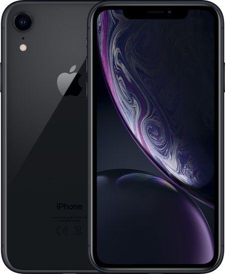 Apple iPhone Xr, 64GB, črn