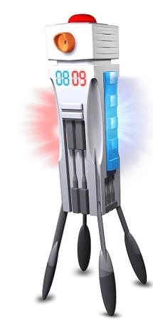TM Toys Laser-X hrací věž - zánovní