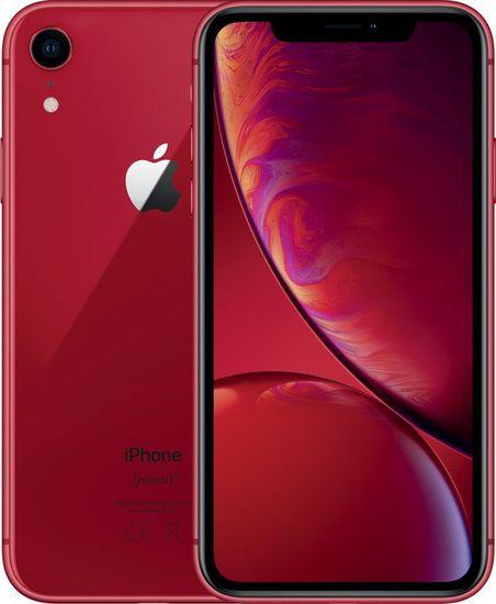 Apple iPhone Xr, 64GB, rdeč
