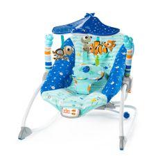 Disney baby Houpátko vibrační Hledá se Nemo 0m+