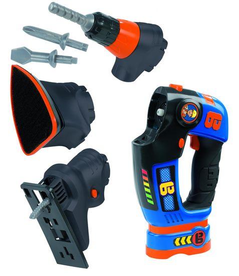 Smoby orodja 3v1