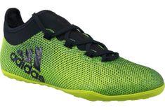Adidas X Tango 17.3 IN CG3717 39 1/3 Żółte