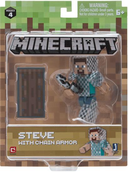 TM Toys Minecraft - figurka Steve w kolczudze