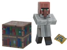 TM Toys Minecraft - figurka Knihovník