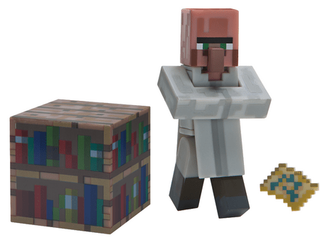 TM Toys Minecraft - figurka Bibliotekarz