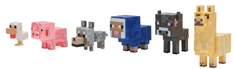 TM Toys Minecraft - Set mláďátka domácích zvířátek