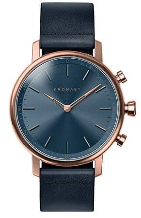 Kronaby Connected watch Carat A1000-0669 vízálló karóra