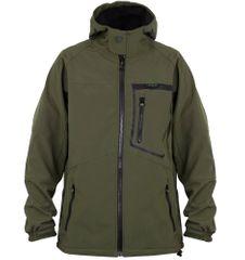 Fox Bunda Green Black Softshell Jacket