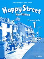 Maidment Stella, Roberts Lorena: Happy Street 1 (New Edition) Pracovní sešit