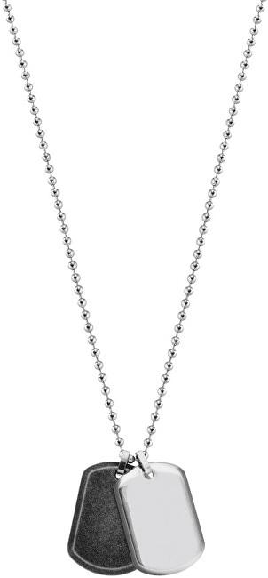 Morellato Pánský ocelový náhrdelník Cross SAHU01