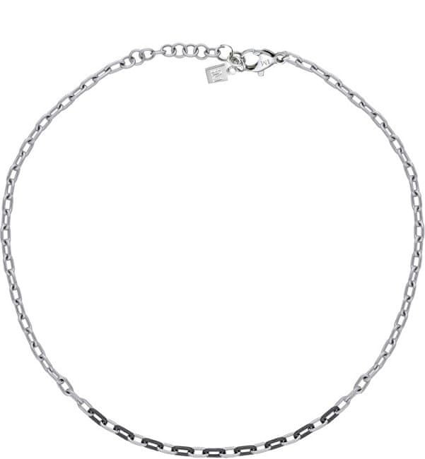 Morellato Pánský ocelový náhrdelník Cross SAHU02