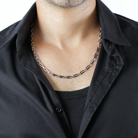 Morellato Cross férfi nemesacél nyaklánc SAHU02