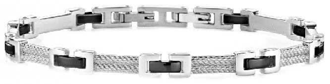 Morellato Pánský ocelový náramek Cross SKR36