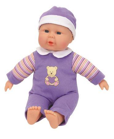SIMBA Lalka Laura First Baby Doll