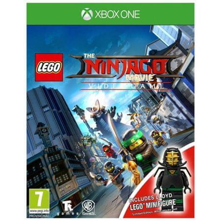 Warner Bros igra LEGO Ninjago: Toy Edition (Xbox One)