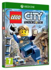Warner Bros igra LEGO City Undercover (Xbox One)