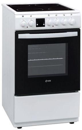 VOX electronics steklokeramični štedilnik CHT 5051