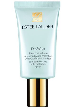 Estée Lauder Továbbfejlesztett krémek daywear SPF 15 (Sheer Tint Release Advanced Multi-Protection Anti-oxidáns h