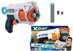 Zuru pištola X-Shot Excel Fury 4 (30583)