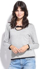 William de Faye női pulóver