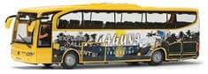 Dickie Autobus Holiday Traveller - žlutý