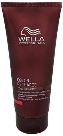 Wella Professional Balzsam újjáéleszteni a hideg árnyalatú barna Hajszín feltöltést (Cool Brunette Conditioner) 200 ml