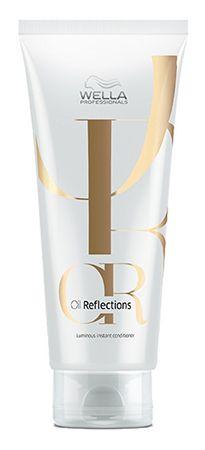 Wella Professional Wygładzanie kondycjonowania włosów Odbicia olejowe (odżywka) świetlny błyskawiczne 200 ml
