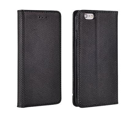 Havana magnetna preklopna torbica za Nokia 6.1, črna