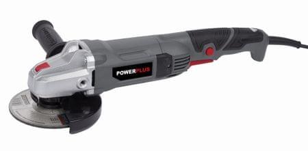 PowerPlus POWE20020 Úhlová bruska 900W, 125mm
