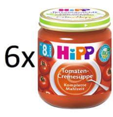 HiPP 6x Krémová polévka rajčatová