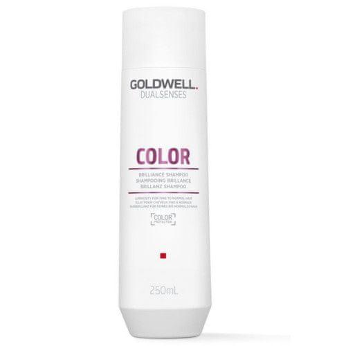 GOLDWELL Šampon pro normální až jemné barvené vlasy Dualsenses Color (Brilliance Shampoo) (Objem 250 ml)