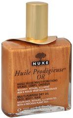 Nuxe Multifunkční suchý olej se třpytkami Huile Prodigieuse OR (Multi-Purpose Dry Oil)