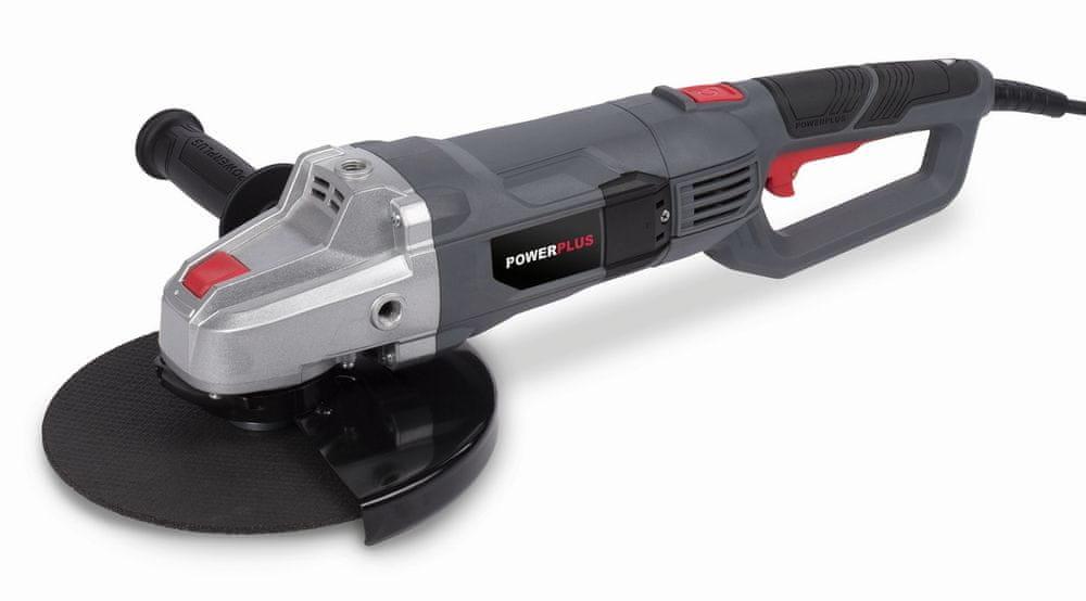 PowerPlus POWE20030 Úhlová bruska 2.200W, 230mm