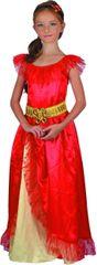 MaDe Czerwona suknia – księżniczka