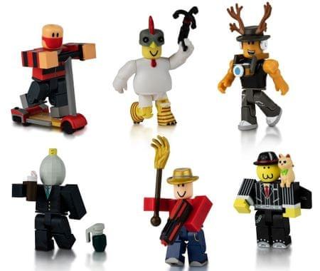 TM Toys Roblox Masters – zestaw 6 figurek